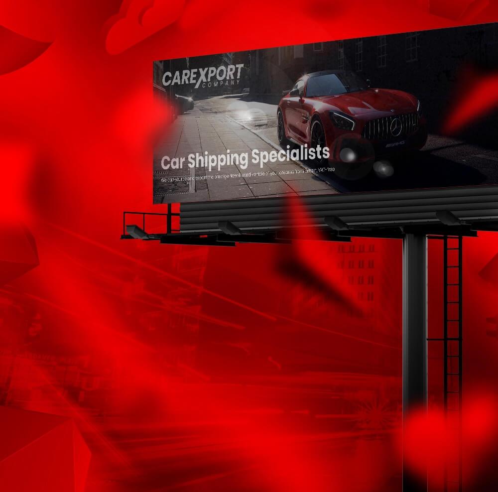 Billboard Advertising Birmingham