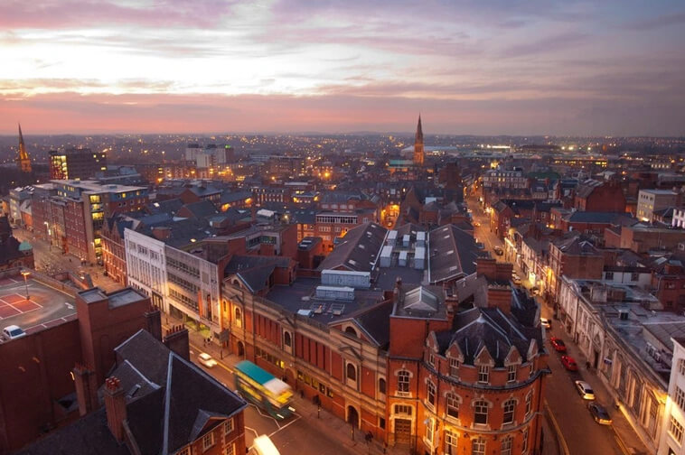 Wirefox Digital Agency Leicester